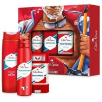 Ajándék csomag Old Spice Whitewater stift+tusf+deo